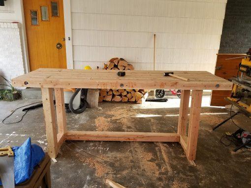 Workbench Carpentry
