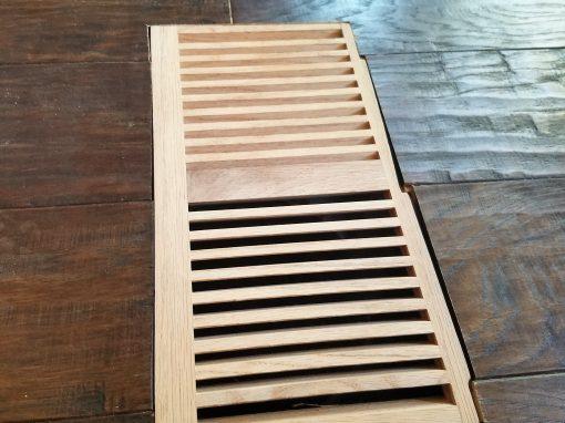Floor Vent Carpentry