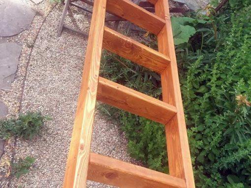 Wood Ladder Carpentry