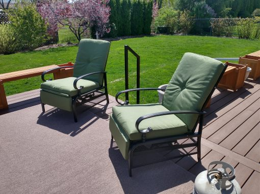 Outdoor Furniture Assembly